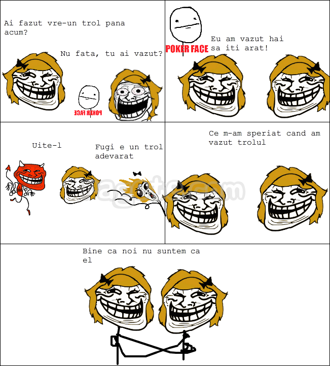 Y U No Meme Png girls trol   Rage Comi...
