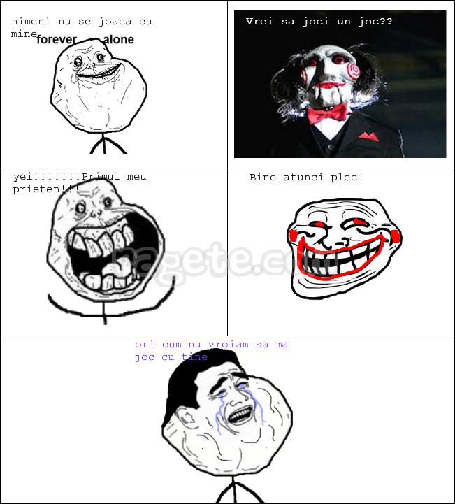 Y U No Meme Png Jigsaw Troll   Rage Co...