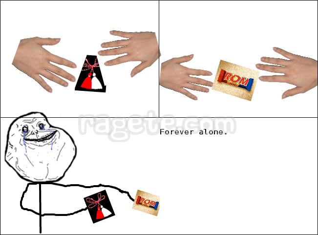 Forver Alone (Concurs)