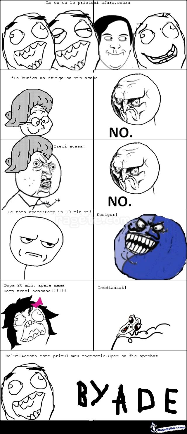 PRimul rage