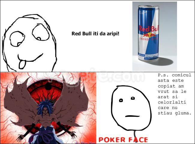 Red Bull iti da aripi