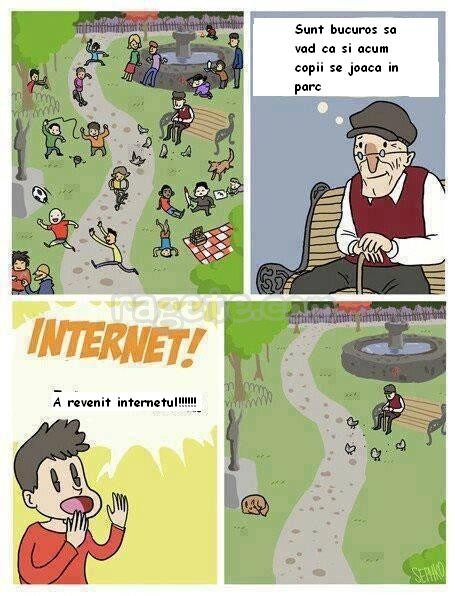 Internet-is-back